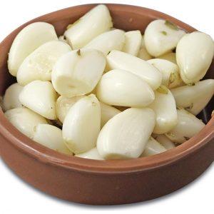 Ajos Blancos Aliñados