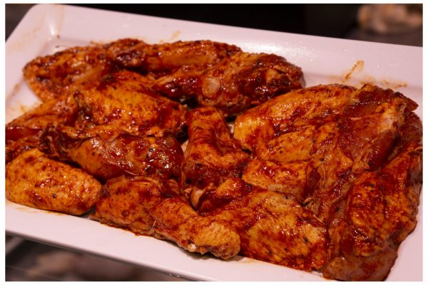Alitas Búfalo Wings