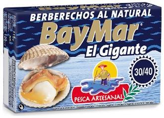 Berberechos de Galicia BayMar 30/40