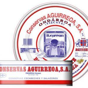 Bonito del Norte en Aceite de Oliva Zallo Aguirreoa 1kg