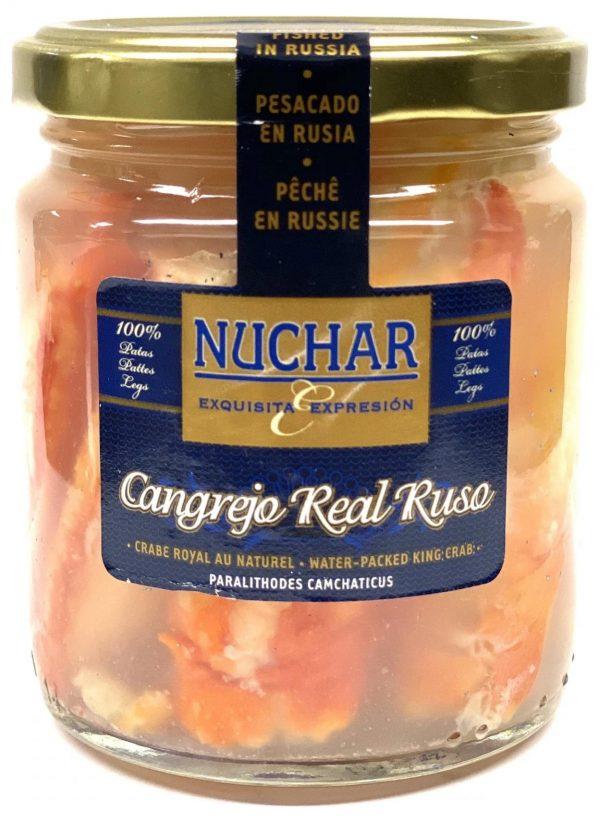 Cangrejo Real Ruso