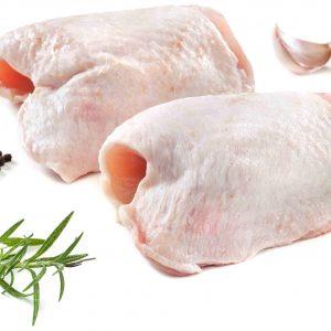 Contramuslo de Pollo Groc Català deshuesado Con Piel