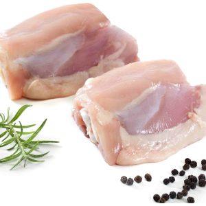 Contramuslo de Pollo Groc Català deshuesado Sin Piel