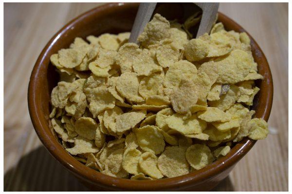 Corn flakes sin Azúcar