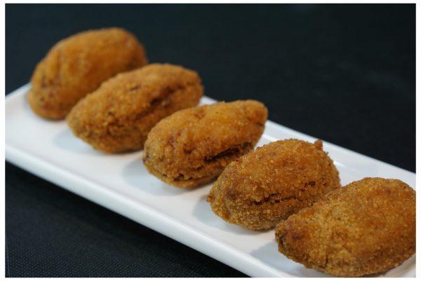 Croquetas de Cocido Fritas 6ud