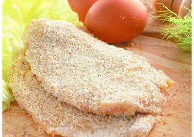 Filetes de Pechuga de Pollo Rebozada