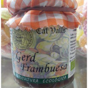 Mermelada Eco de Frambuesa 370 ml