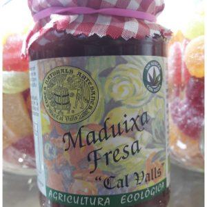 Mermelada Eco de Fresa 370 ml