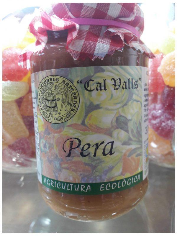 Mermelada Eco de Pera 370 ml