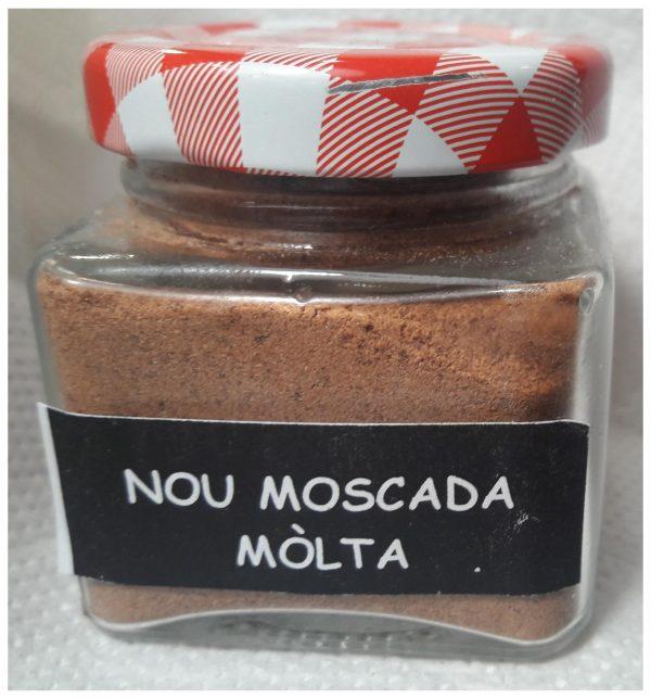 Nuez Moscada Molida 90ml