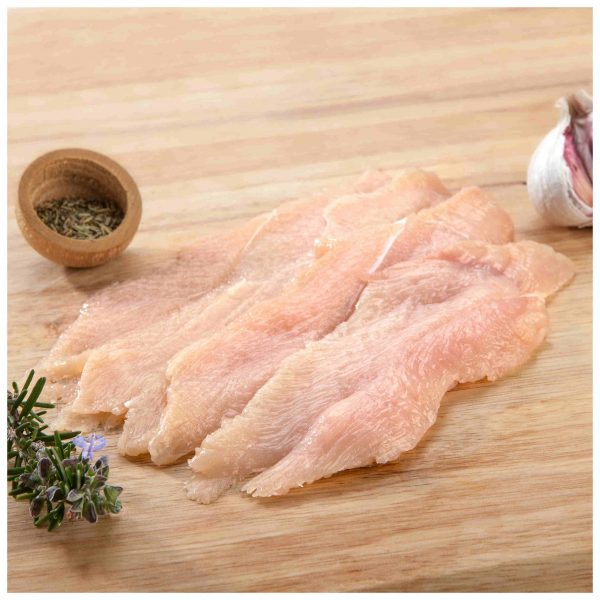 Pechuga de Pollo Eco Filetes Finos para Rebozar