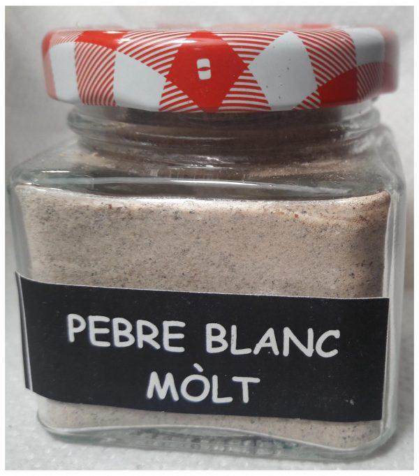 Pimienta Blanca Molida 90 ml