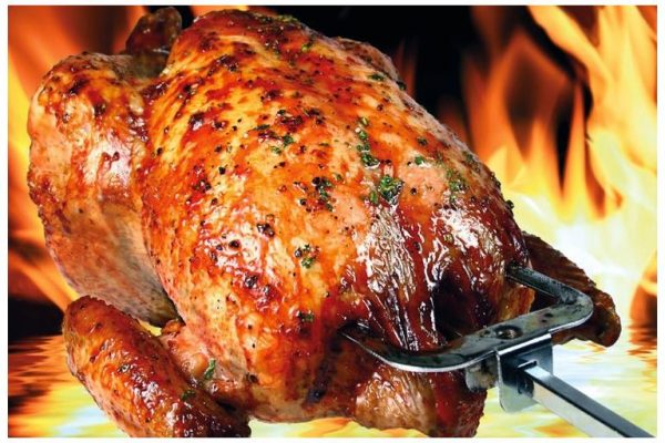Pollo Al Ast (solo viernes y sábados)