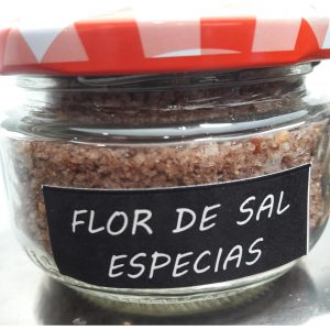 Sal del Delta con Especias 135 ml