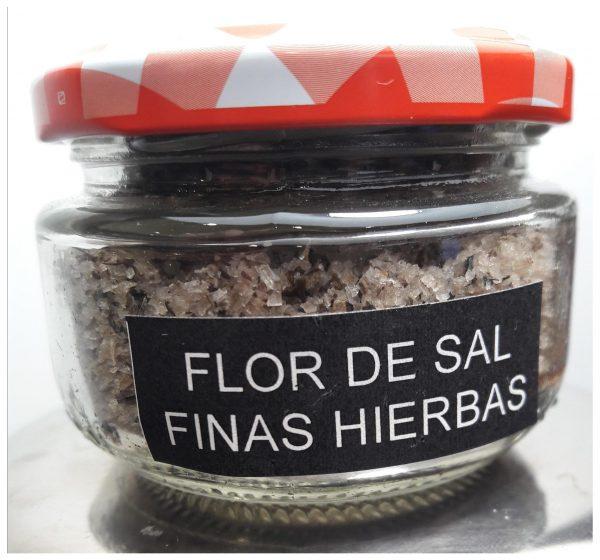 Sal del Delta con Finas Hierbas 135 ml