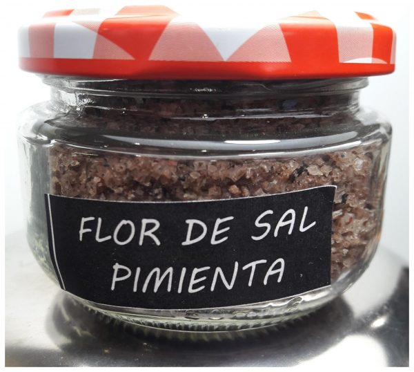 Sal del Delta con Pimienta 135 ml