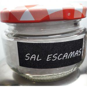 Sal del Delta en Escamas 135 ml