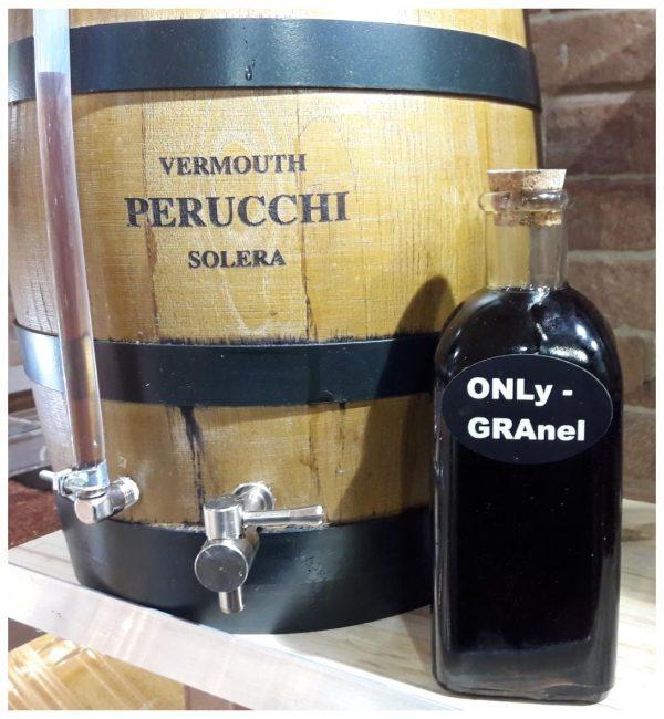 Vermouth Perucchi Solera 15º 50cl