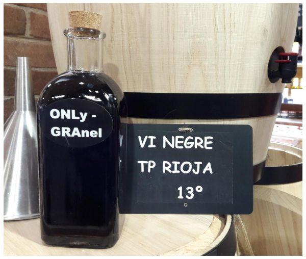 Vino Tinto Rioja 13º 50cl