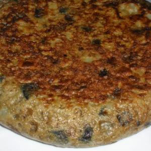 1/2 tortilla de Berenjena