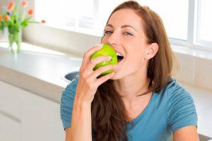 Beneficio manzana