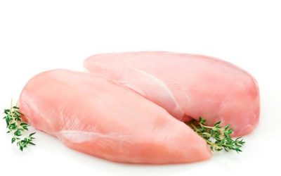 Propiedades del pollo
