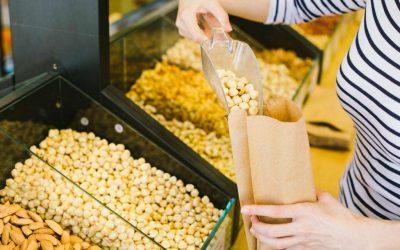 Beneficios de comprar productos a granel